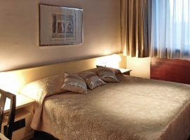 Junior Suite - bedroom